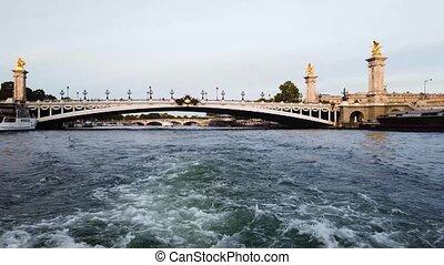 mosty, paryż