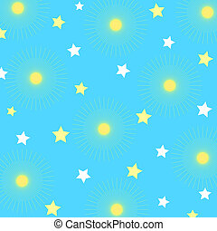 motívum, csillaggal díszít