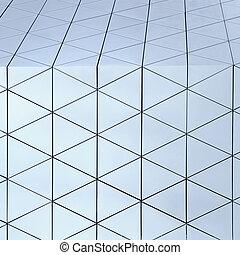 motívum, elvont, ábra, építészeti, 3
