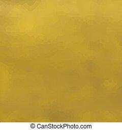 motívum, elvont, elmosódott, sárga