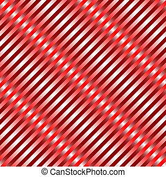 motívum, fémből való, seamless, piros lenget