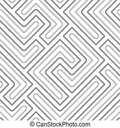 motívum, geometriai, megvonalaz, seamless