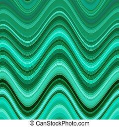 motívum, lines., zöld