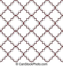 motívum, marokkói