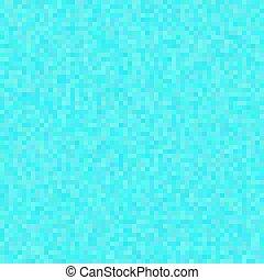 motívum, pont, kék, seamless, polka