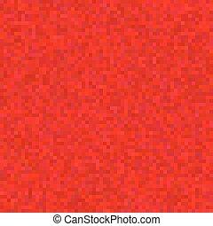 motívum, pont, seamless, piros, polka