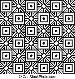 motívum, seamless, geometrikus
