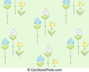 motívum, virág