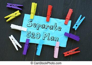 mot, écriture, plan., texte, 529, séparé