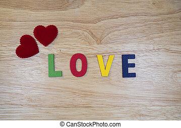 mot, 2, amour