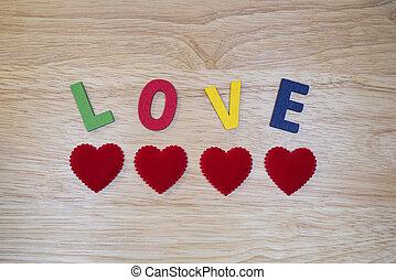 mot, 3, amour