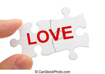 mot, amour