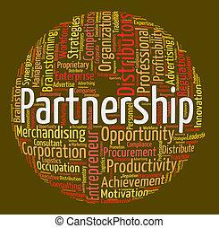 mot, fonctionnement, association, ensemble, coopération, spectacles