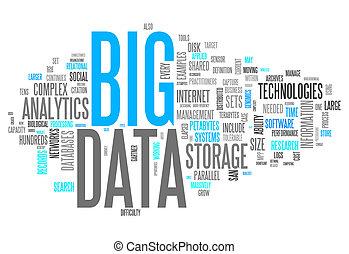 "mot, nuage, ""big, data"""