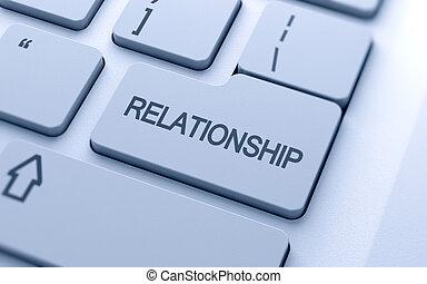 mot, relation
