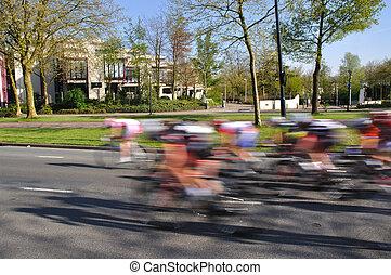 motards, sprinter