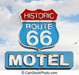 motel, esprit