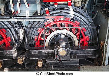 moteur, électrique