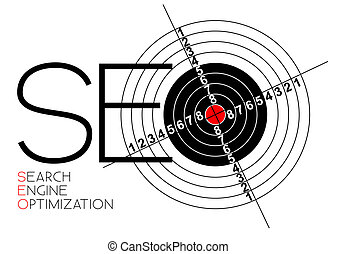 moteur, affiche, recherche, optimization