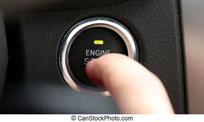 moteur, début