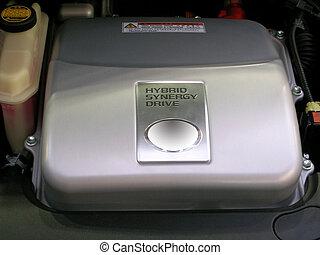 moteur, hybride