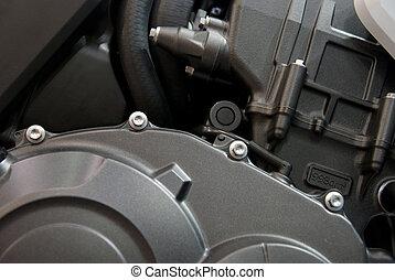 moteur, résumé, moto