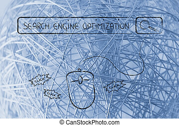 moteur, seo, recherche, optimization