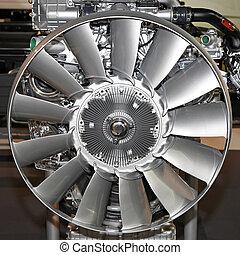 moteur, ventilateur