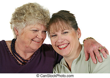 Mother And Daughter 2