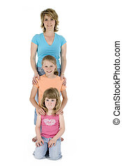 Mother Daughters - Beautiful mom and daughers together over ...