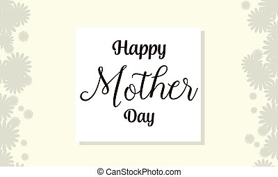 Mother day background style collection
