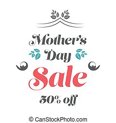 Mother day Sale banner
