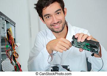 motherboard, assembler, computador