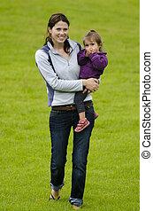 Motherhood - Mother and Baby Relationship