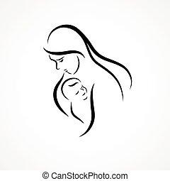 Motherhood sketch
