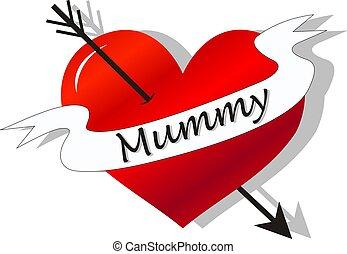 mothers day celebration tattoo