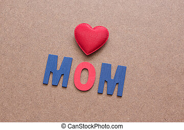 Mothers Day Concept Background