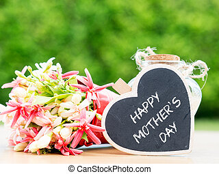 mother's day concept.