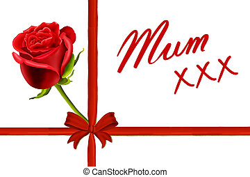 Mother's Day or birthday card Mum