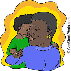 Mothers Day Portrait