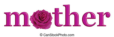 Mother's Day Special Pink Rose banner