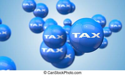 motie, belasting, metafoor, achtergrond