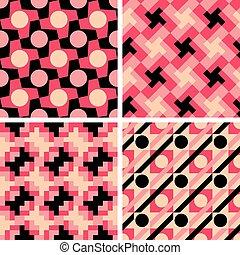 motieven, geometrisch