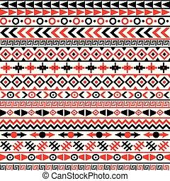 motifs, fond, ethnique