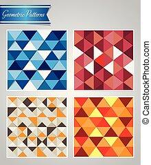 motifs, géométrique