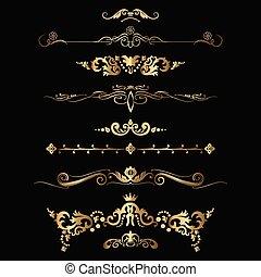motifs, or