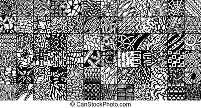 motifs, style, texture, ze