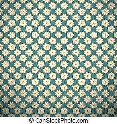 motifs, vecteur, séduisant, (tiling), seamless