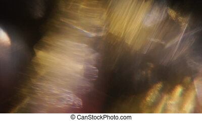 Motion abstract background, iridescent bokeh, transitions,...