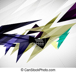 Motion geometric shapes - rapid straight lines for ...